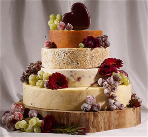 Wedding Cakes Made Of Cheese by The Petal Diary Brides Are Saying Cheese