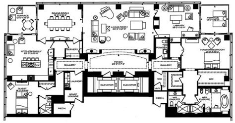 four seasons park floor plan four seasons private residences 50 yorkville ave floor