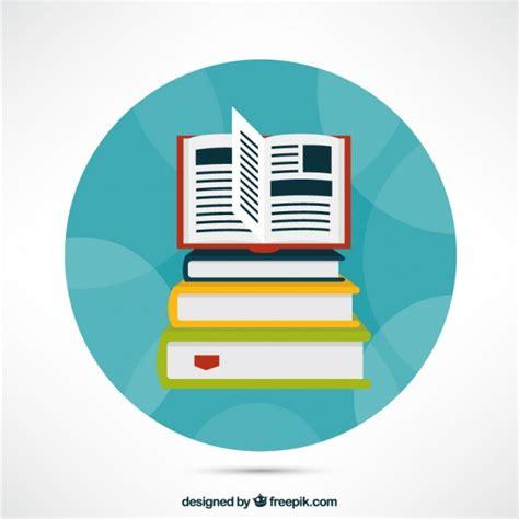 libro fotos y vectores gratis livres empil 233 s et un livre ouvert t 233 l 233 charger des
