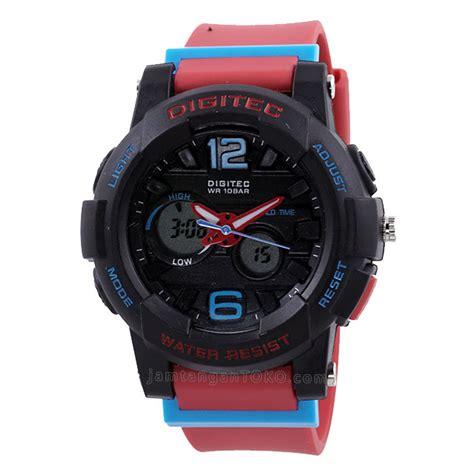 Jam Digitec Merah harga sarap jam tangan digitec dg 2073t merah