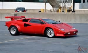Lamborghini Countach Prova 1980 Lamborghini Countach Prova V8 Chassis