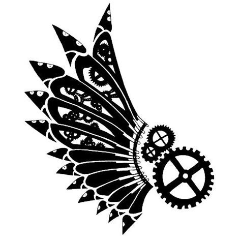 steampunk tattoo tattoo ideas pinterest steampunk