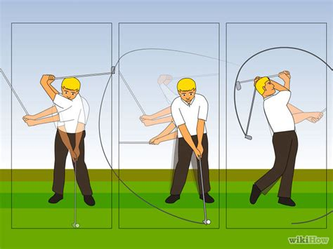 a perfect swing how to complete a perfect swing in golf 6 steps with