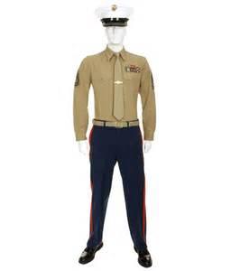 usmc enlisted blue dress c eastern costume a motion