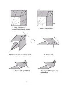How Make Origami - how to make origami flapping 171 how to make