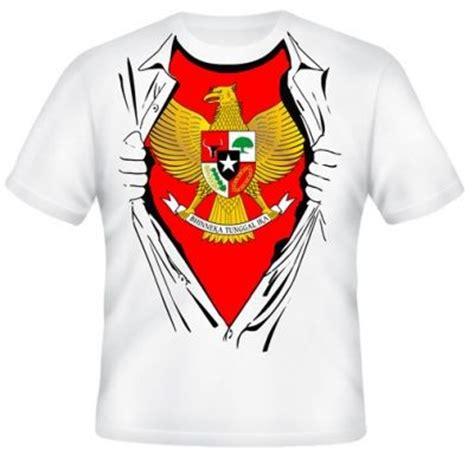 Kaos I Indonesia Putih Garuda Dirgahayu Hut Ri 71 17 An 2 kaos garuda di dadaku 2 kaos premium