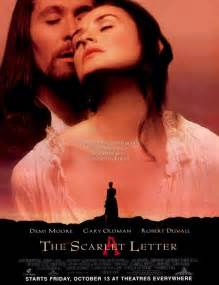 gallery for gt scarlet letter dimmesdale movie