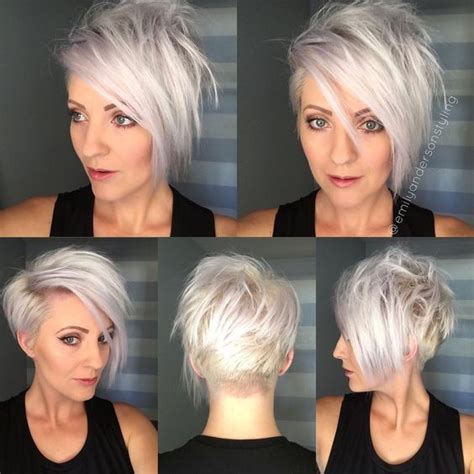 are asymmetrical haircuts good for thin hair 60 best hairstyles for 2018 trendy hair cuts for women