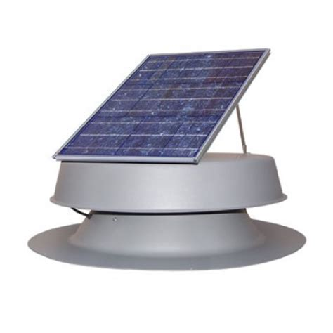 natural light solar attic fan 36 watt solar attic fan 20 watt adjustable pv module 1275 cfm