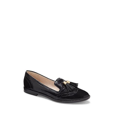 wing loafers lyst vince camuto louise et cie joey wing tip tassel