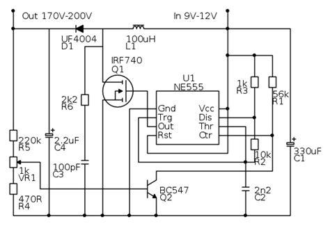 alimentatore switching funzionamento alimentatore switching per nixie come modificarlo il