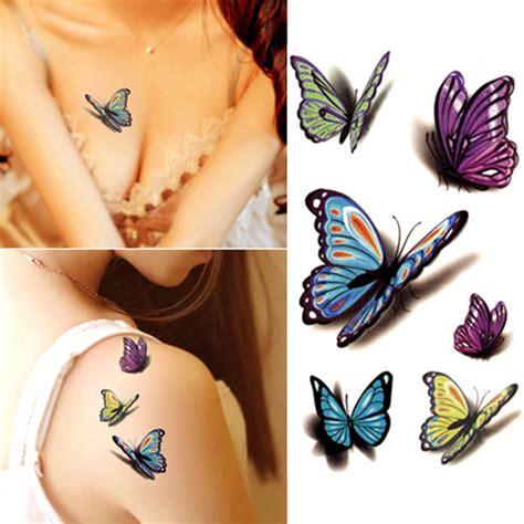 tattoo temporary body art waterproof henna tatoo selfie fake tattoo sticker colorful