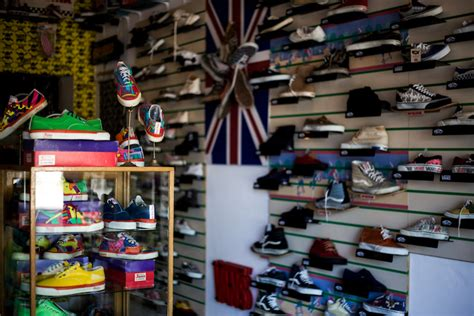 shoe shops for 7 of the best independent trainer shops in londonist