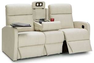 Recliner Loveseat Leather Concord Rv Recliner Loveseat Rv Furniture Shop4seats Com