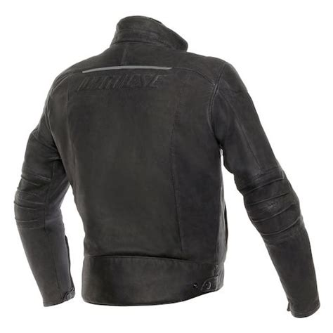 Blackhawk Leather Black dainese black hawk leather jacket revzilla