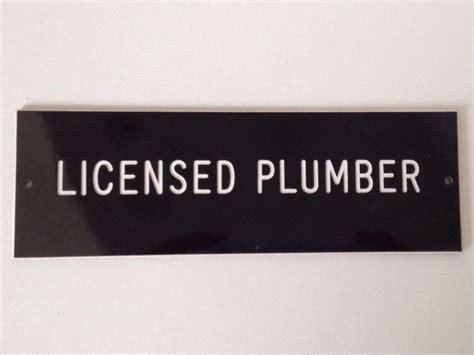 Registered Plumbers Best 25 Licensed Plumber Ideas On