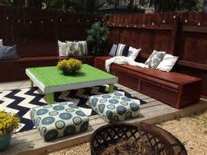 Backyard Makeover Ideas On A Budget 1000 Ideas About Deck Makeover On Outdoor Deck Decorating Deck And Decks