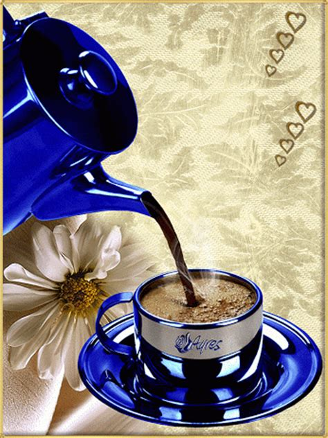 coffee pouring wallpaper good morning animated gif images beautiful good morning