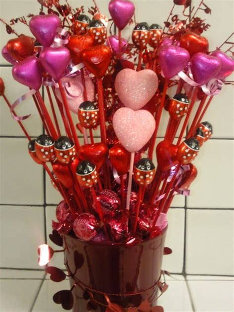 valentines sweet bouquets chocolate bouquet for s day sweet