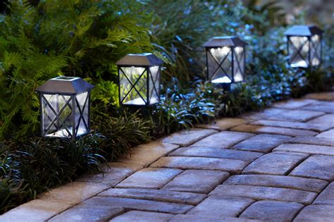 Landscape Pathway Lights Pathway Lighting Compare Landscape Lighting Designs At Sears