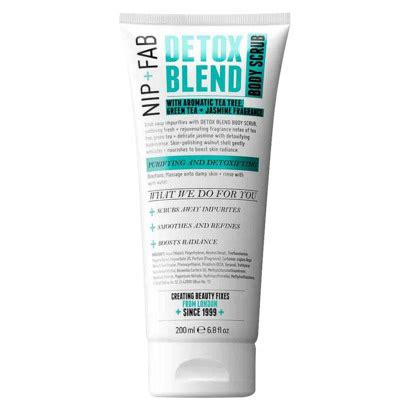Nip And Fab Detox Blend Lotion by Nip Fab Aims To Brighten Your Mood With Its New
