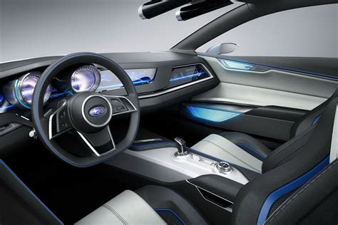 subaru hybrid interior the subaru viziv concept debuts at the 2013 geneva motor