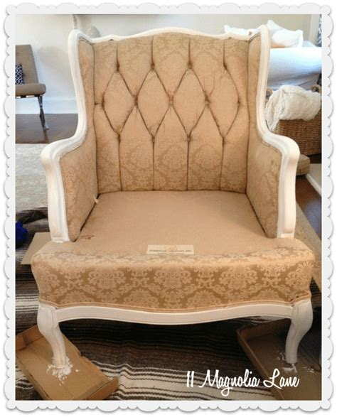 upholstery tutorial chair tutorial how to paint upholstery fabric and completely