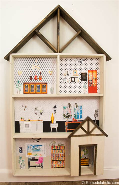 dollhouse junkie 13 how to make a diy dollhouse tutorials tip junkie