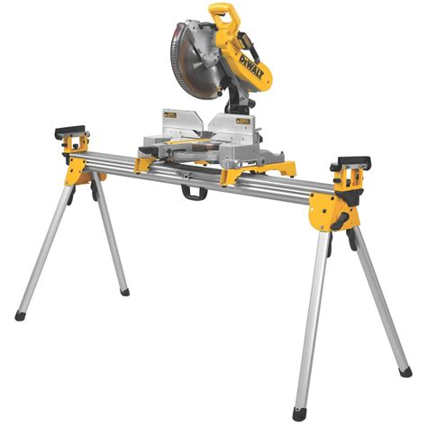dewalt drop saw bench dewalt dwx723 review miter saw stand