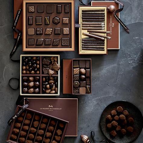 La Maison Du by La Maison Du Chocolat Assorted Chocolates Williams Sonoma