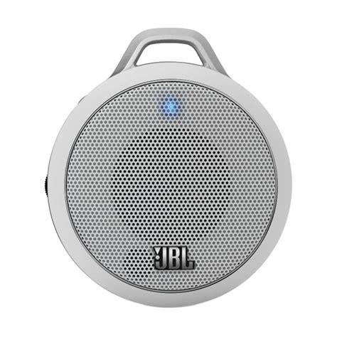 blibli jbl jual jbl micro wireless bluetooth speaker putih online