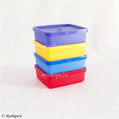 Mini Square Away Tupperware Ecer tupperware mini square away 4 end 1 7 2017 3 14 pm myt