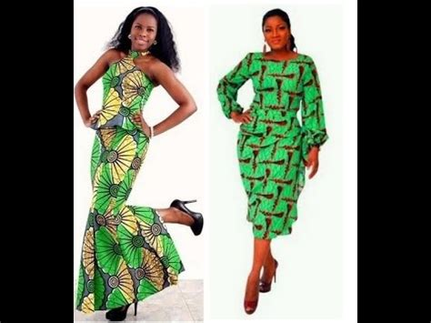latest skirt and blouse fashion styles 100 pictures 100 unique ankara styles for women african fashion youtube