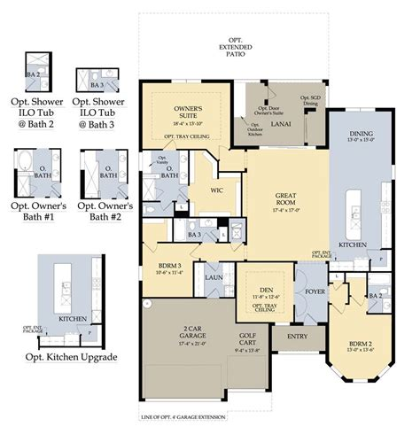 divosta floor plans single family homes at village walk of bonita springs real