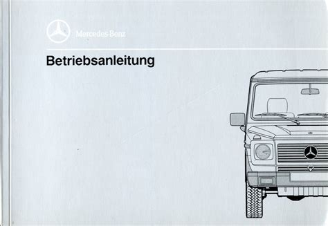 automotive repair manual 2003 mercedes benz g class lane departure warning 1989 mercedes benz g class owners manual handbook german automotive literature europe