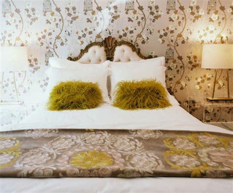 Bantal Cinta Bulu bilik tidur reka bentuk 30 idea reka bentuk dalaman romantis