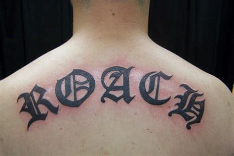 tattoo ideas english words phrases 45 words neck tattoos