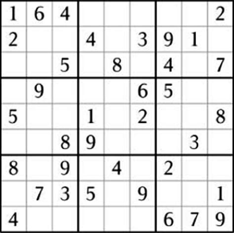 printable sudoku new york times given a 9 215 9 grid fill in all blank cells making sure that