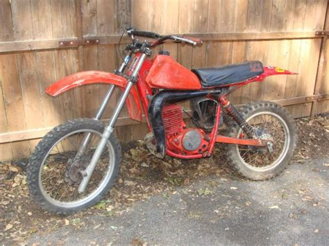 vintage motocross bikes for sale usa buy 1980 honda cr250 cr 250 vintage motocross parts bike