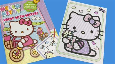 paint with water coloring book hello paint with water coloring book pages