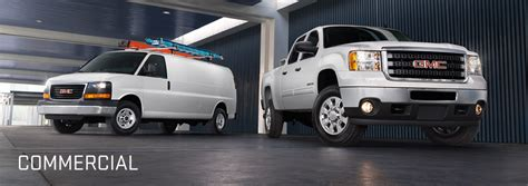 gmcmercial vehicles professional grade commercial vehicles from robertson s