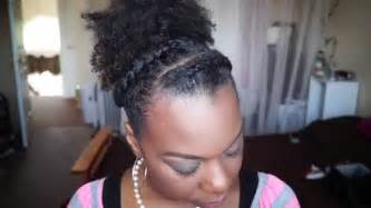 two braids simple and u0027s hair style me simple hair two braids a puff