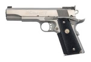 Colt gold cup trophy 45 acp stainless 5 in match 1911 pistol o5070x
