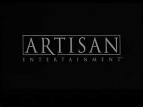 Artisan Home Entertainment by Artisan Entertainment 2000 Company Logo Vhs Capture