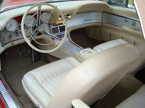 1963 Thunderbird Interior by 1963 Ford Thunderbird Custom Convertible 96459