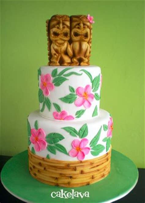 luau wedding cakes pictures luau archives the hawaiian home
