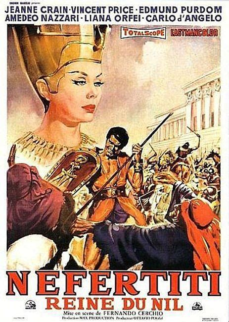 film queen of the nile nefertiti queen of the nile 1961 filmaffinity