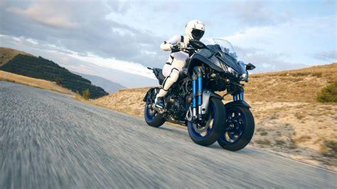Motorrad Magazin Niken by Niken 2018 Motorcycles Yamaha Motor Uk