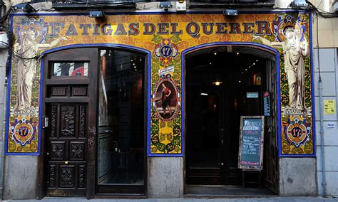 top bars in madrid top 10 bars in madrid readers tips travel the guardian