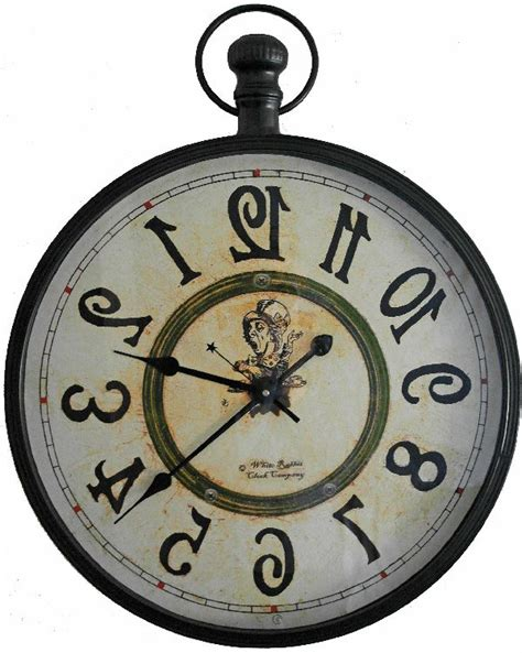 clock runing themes 17 best the best alice in wonderland store images on
